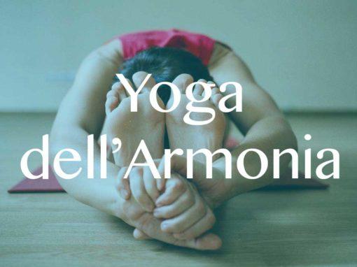 Yoga dell'Armonia