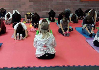 yoga modena benessere