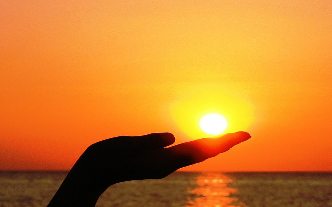 Reiki, come dare energia attraverso le nostre mani