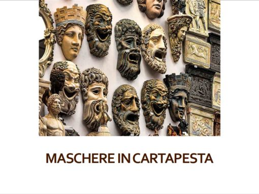Maschere in Cartapesta