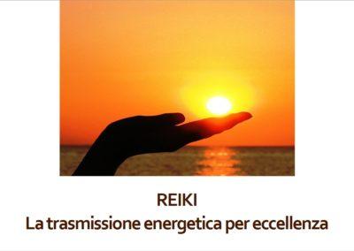 REIKI: il Benessere nelle tue Mani