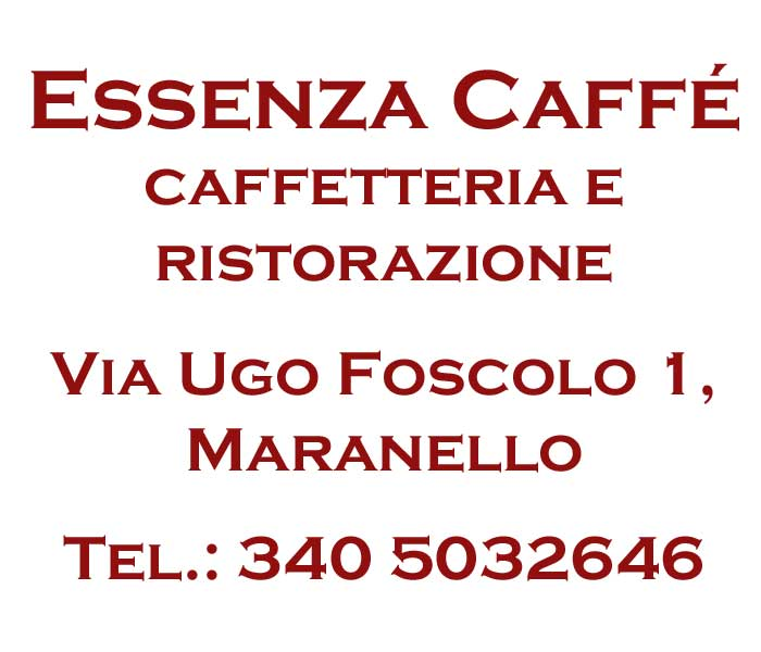 Essenza Caffé Maranello