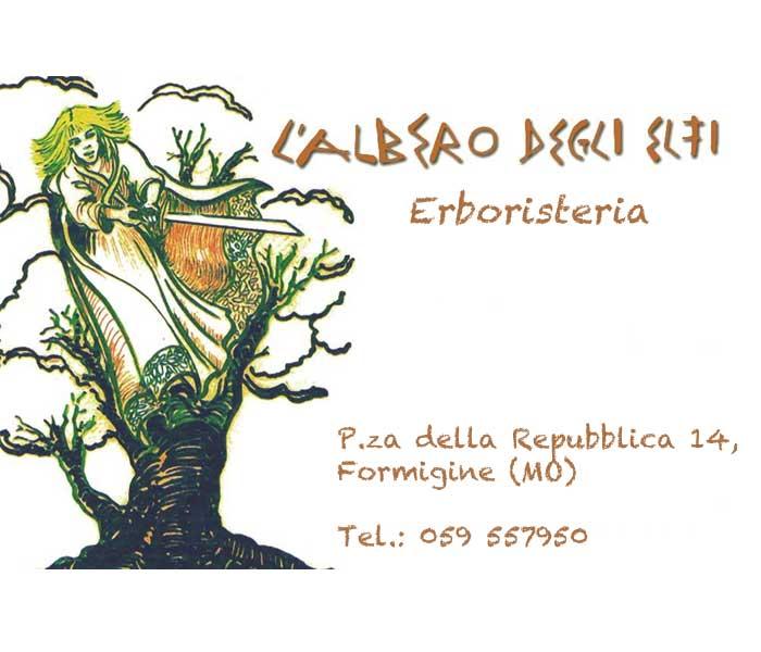 Erboristeria L'Albero degli Elfi di Formigine