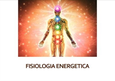 Fisiologia Energetica