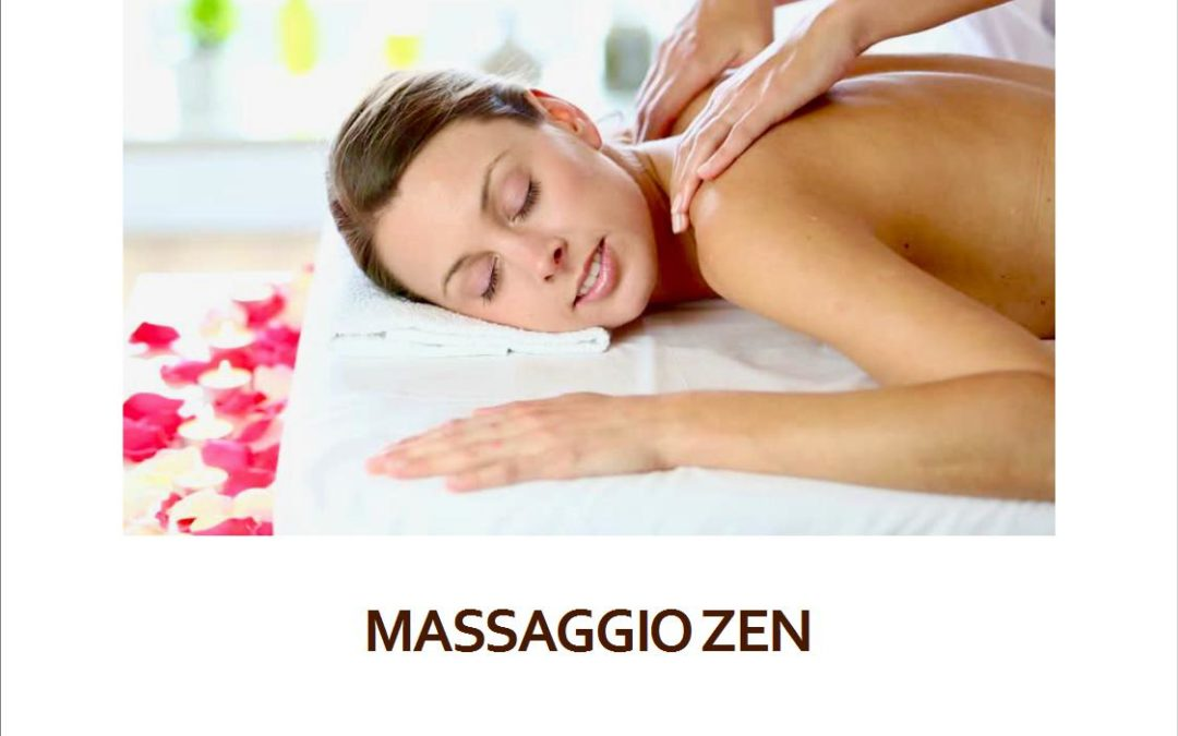 Massaggio Zen